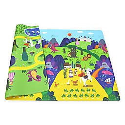 Dwinguler Princess Story Play Mat