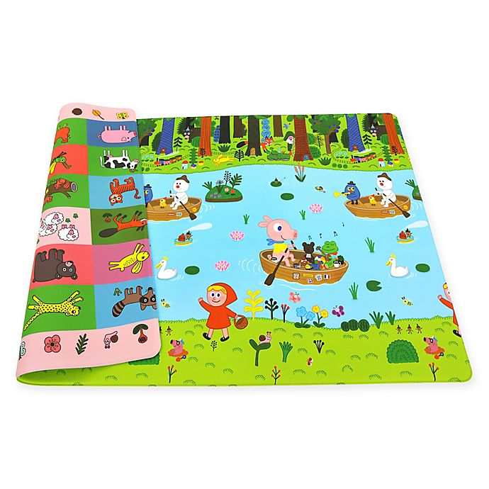 Alternate image 1 for Dwinguler Boat Ride Play Mat