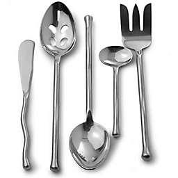 Gourmet Settings Exotique 5-Piece Serving Set