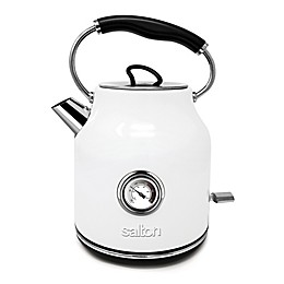 Salton® Cordless Kettle with Temperature Display
