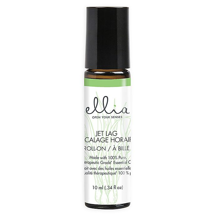 Alternate image 1 for Ellia™ Jet Lag Remedy Roll On 10mL Essential Oil