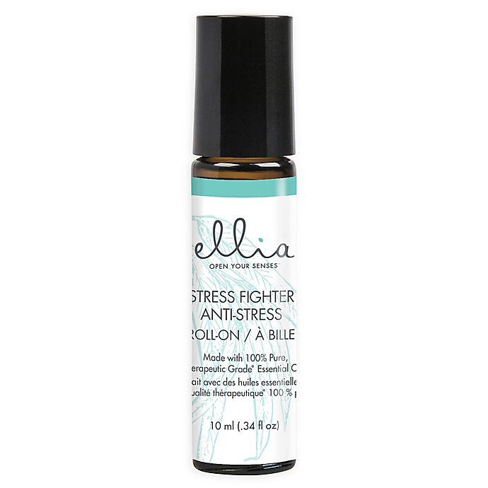 Alternate image 1 for Ellia™ Stress Fighter Remedy Roll On 10mL Essential Oil