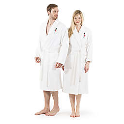 Linum Home Textiles Snowman Bathrobe