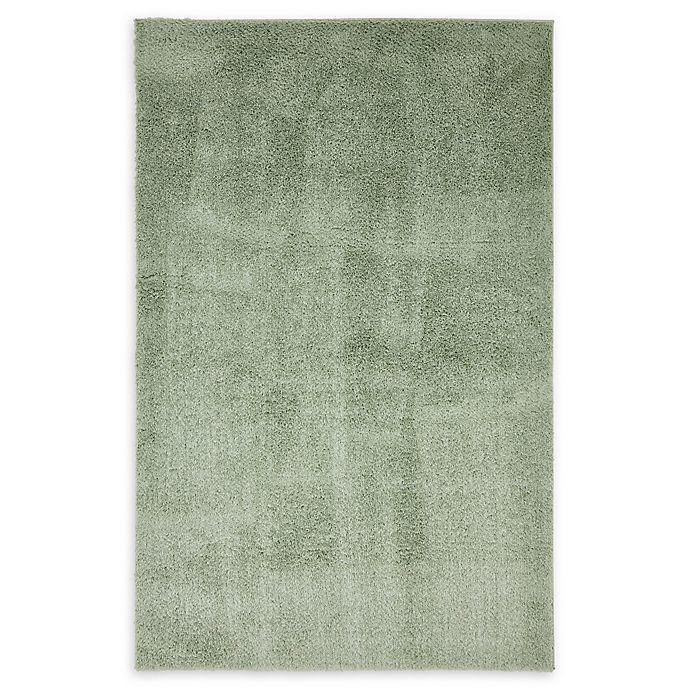 Alternate image 1 for Unique Loom Solid Shag Powerloomed Area Rug