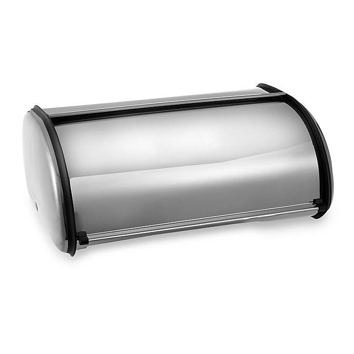 Alternate image 1 for Polder® Bread Box in Chrome