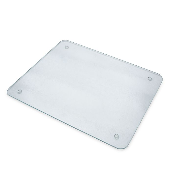 Alternate image 1 for 12-inch x 15-inch Glass Cutting Board