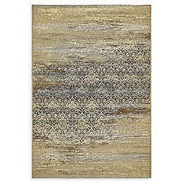 Unique Loom Transitional Eden Indoor/Outdoor Powerloomed Rug