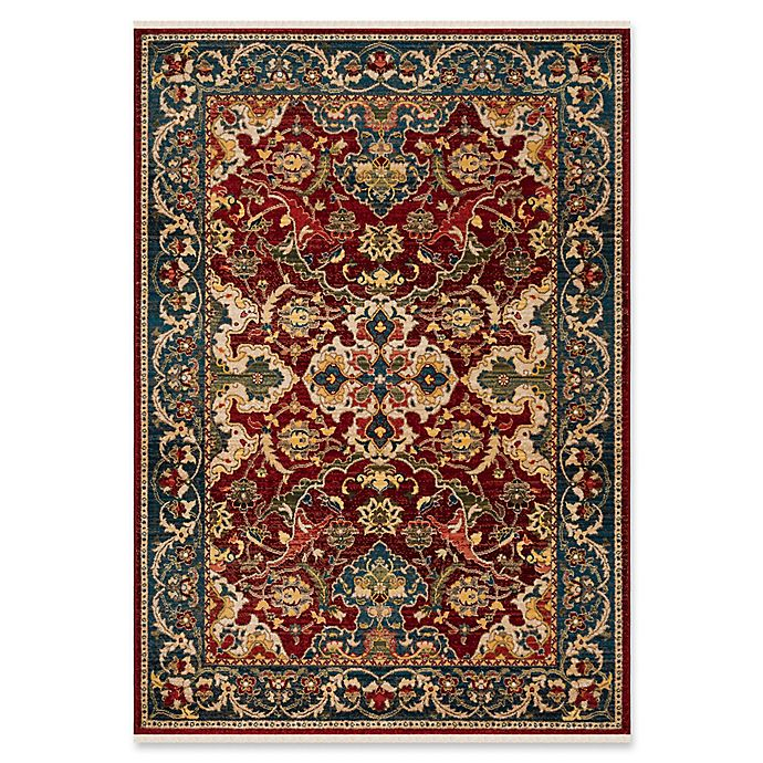 Alternate image 1 for Safavieh Gorgan 3'3 x 4'10 Accent Rug in Red