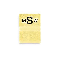 Monogrammed Wamsutta® Icon PimaCott® Hand Towel