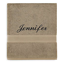 Wamsutta® Personalized Icon PimaCott® Bath Sheet