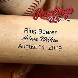 Rawlings® Wedding Party Baseball Bat