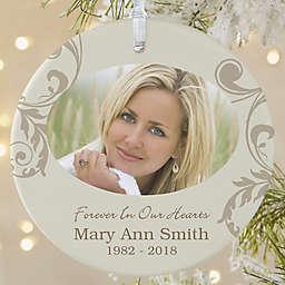 In Loving Memory 1-Sided Matte Christmas Ornament