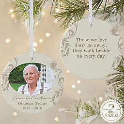 In Loving Memory 2-Sided Matte Christmas Ornament