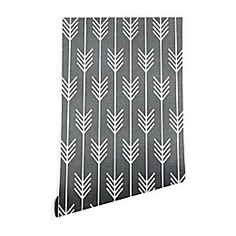 Deny Designs Holli Zollinger Arrows Peel and Stick Wallpaper