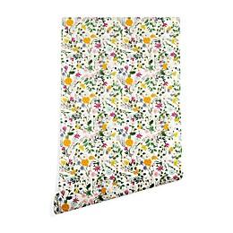 Deny Designs Iveta Abolina Bretta Peel and Stick Wallpaper