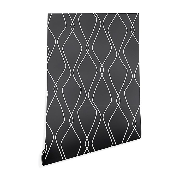 Alternate image 1 for Deny Designs Heather Dutton Fuge Slate Peel and Stick Wallpaper