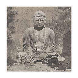 Trademark Fine Art Asian Buddha Canvas Wall Art