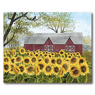 Courtside Market Sunshine 24-Inch x 20-Inch Wall Art