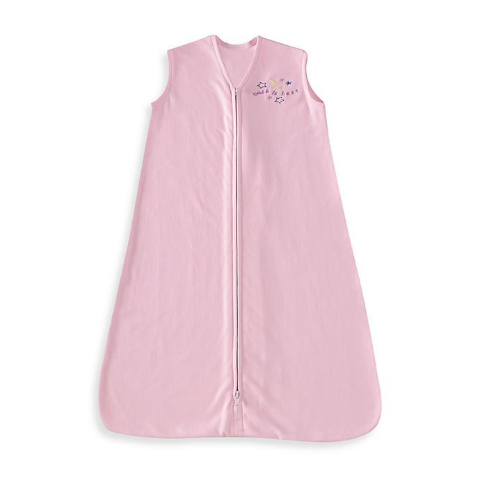 Alternate image 1 for HALO® SleepSack® Small Wearable Blanket in Pink