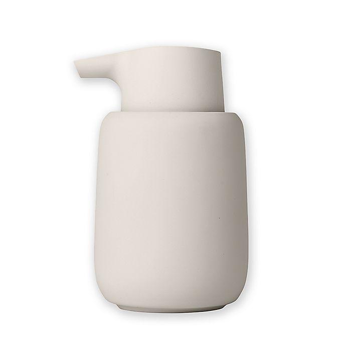 Alternate image 1 for Blomus Sono Soap Dispenser in Cream
