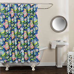 Avignon Floral Shower Curtain