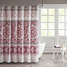 Neda Medallion Shower Curtain