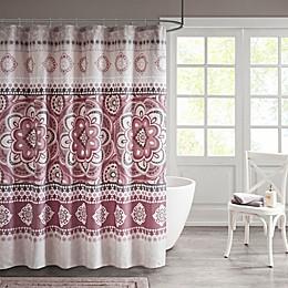 Neda Medallion Shower Curtain
