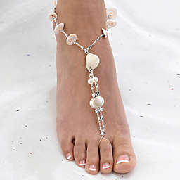 Lillian Rose™ Seashell Foot Jewelry