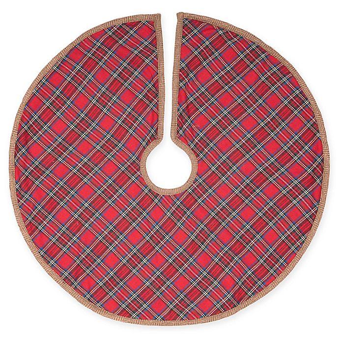 Mini Christmas Tree Skirt Pattern.Vhc Brands Gavin Mini Christmas Tree Skirt Bed Bath Beyond