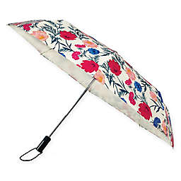 kate spade new york Compact Travel Umbrella in Blossom