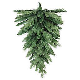30-Inch Confier Pine Christmas Teardrop Swag