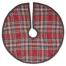 Anderson Patchwork Mini Christmas Tree Skirt