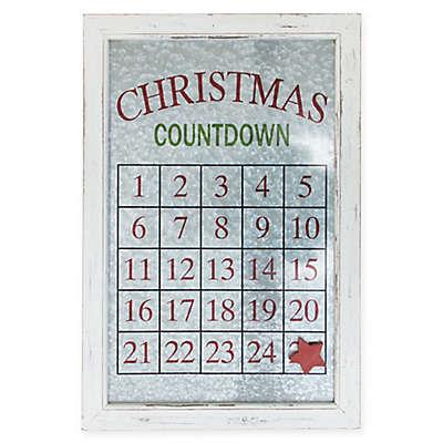 Boston International Magnetic Advent Calendar