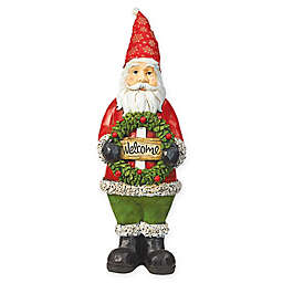 Design TOSCANO® Santa Welcoming Holiday Guests Statue