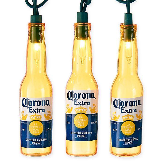 Light Corona Beer Bottle String Lights
