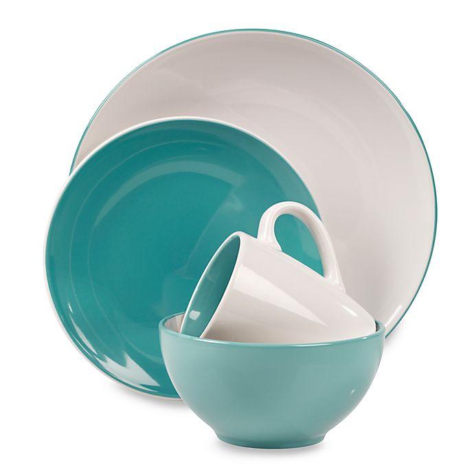 Basic Essentials® 16-Piece Dinnerware Set