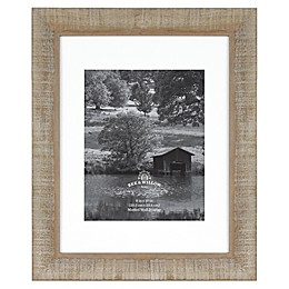 Bee & Willow™ Home 8-Inch x 10-Inch Wood Photo Frame