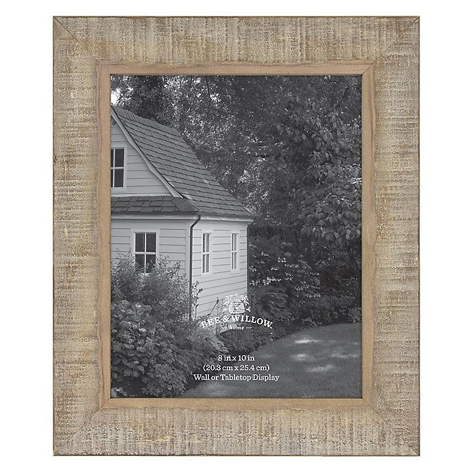 Alternate image 1 for Rustic Impressions 8-inch x 10-Inch Acacia Wood Picture Frame