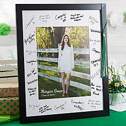 Graduate Signature Photo Frame