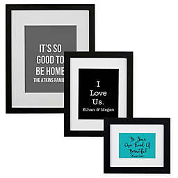 Write Your Own Expressions Framed Print
