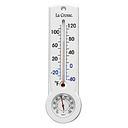La Crosse™ Thermometer and Hygrometer