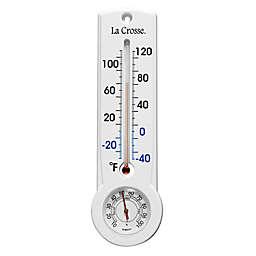 La Crosse™ Thermometer and Hygrometer