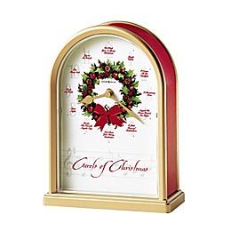 Howard Miller Carols of Christmas II Tabletop Clock