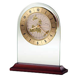 Howard Miller Word Time Arch Table Clock