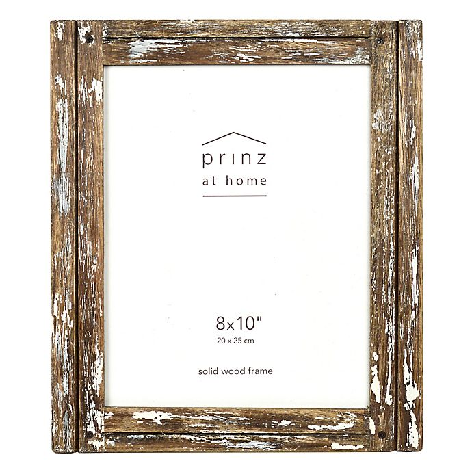 Alternate image 1 for Prinz Homestead 8-inch x 10-Inch Wood Picture Frame