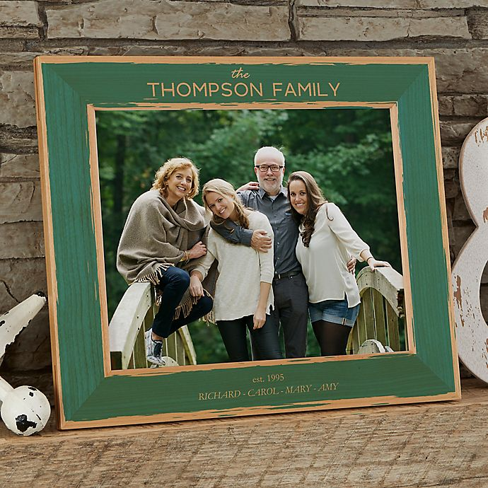 Alternate image 1 for Family Is Precious 8-Inch x 10-Inch Wood Picture Frame