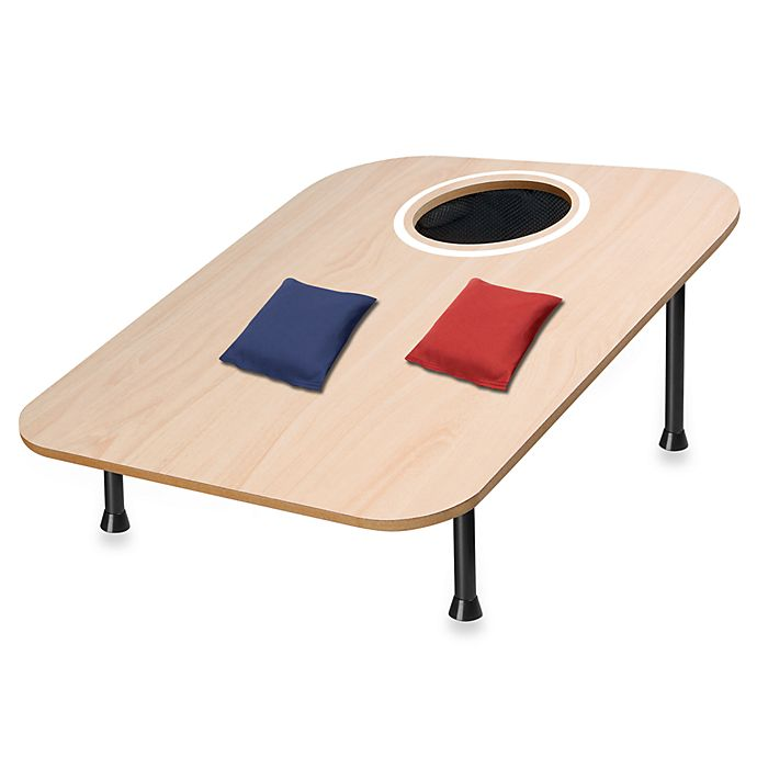 Excellent Outdoor 11 Piece Beanbag Toss Game Bed Bath And Beyond Canada Machost Co Dining Chair Design Ideas Machostcouk