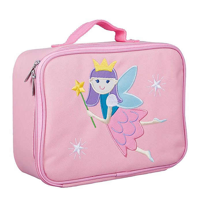 Alternate image 1 for Wildkin™ Fairy Princess Embroidered Lunch Box