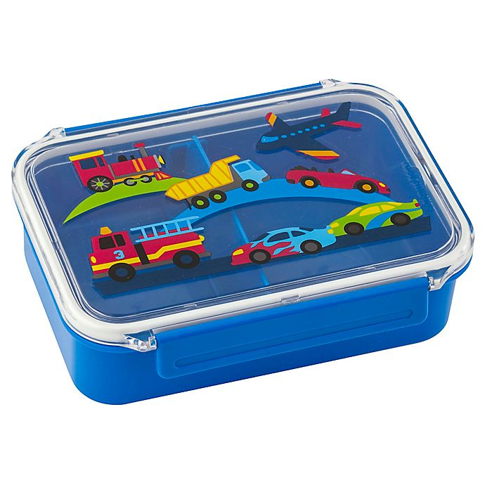Alternate image 1 for Stephen Joseph® Transportation Bento Box