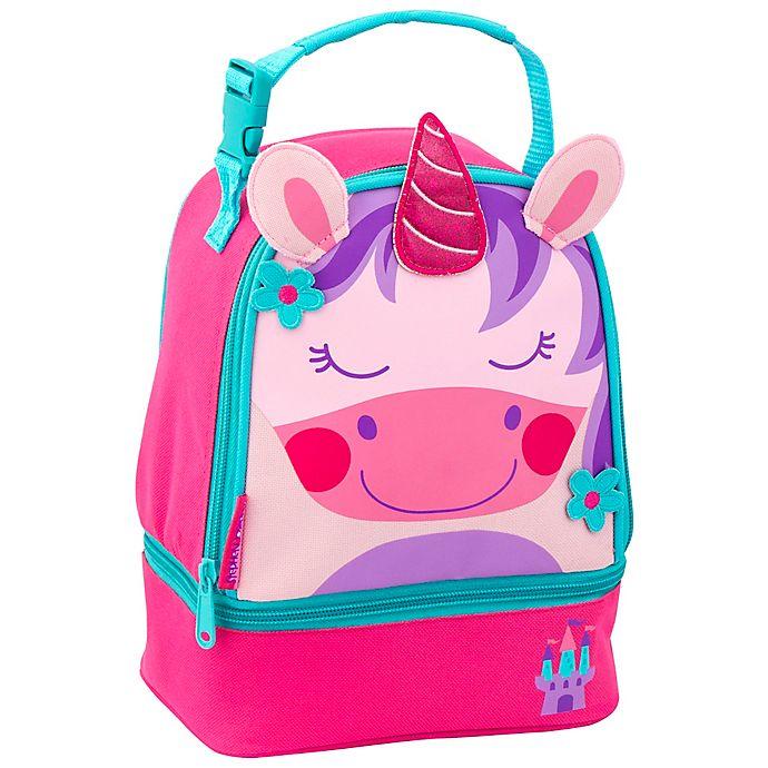Alternate image 1 for Stephen Joseph® Lunch Pals Unicorn Lunch Bag